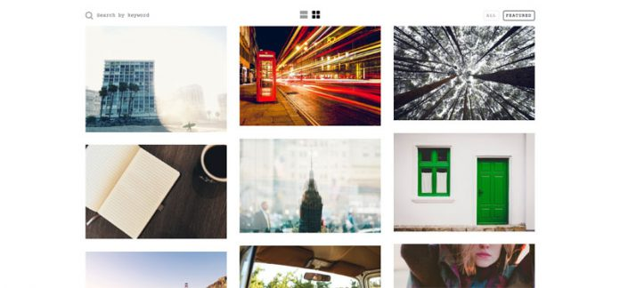 Unsplash: Free (do whatever you want) high-resolution photos